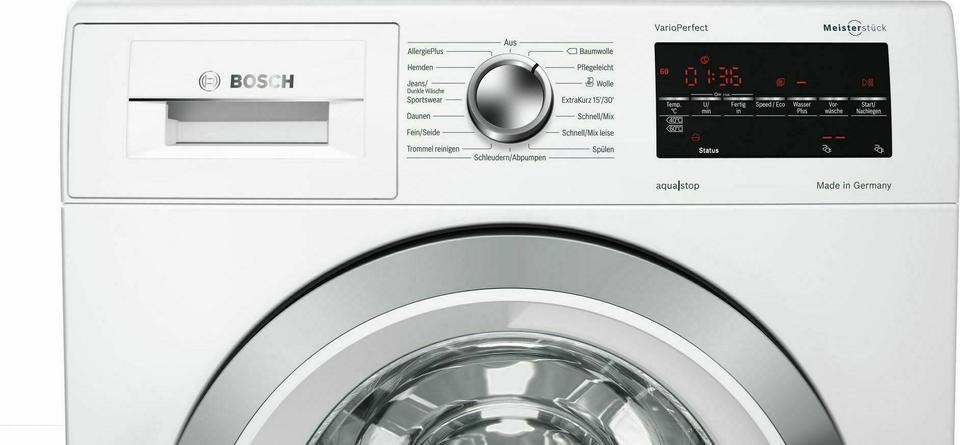 Bosch WAG28491 Washer