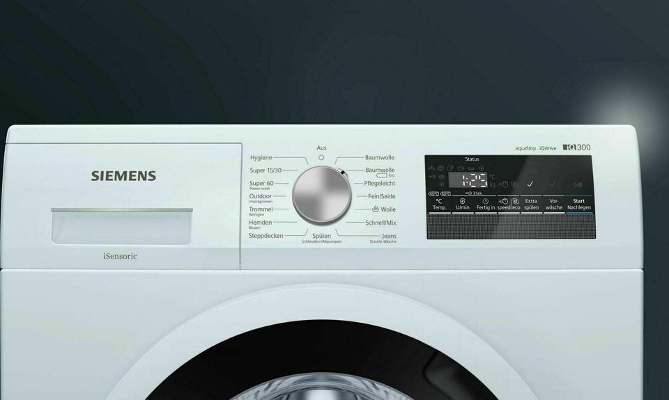 Siemens WM14N140 Washer