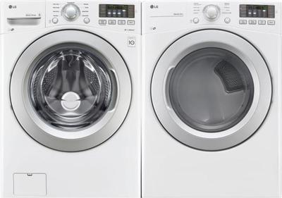 LG WM3270CW Waschmaschine