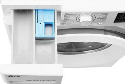LG F4J5VN3W Waschmaschine