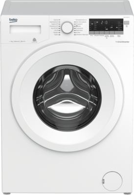 Beko WMB71643PTS Washer