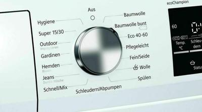 Siemens WM14G492 Washer
