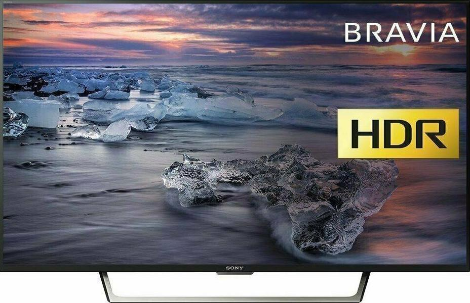 Sony Bravia KDL-49WE753 front on