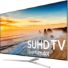 Samsung UN75KS900D TV angle