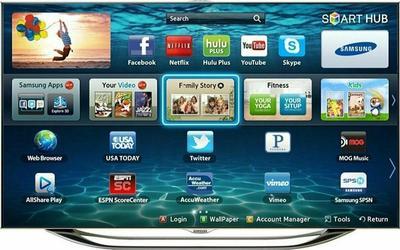 Samsung UN65ES8000F Fernseher