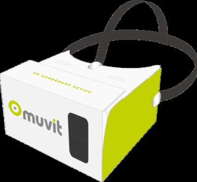 Muvit MUIOT0001 VR Headset