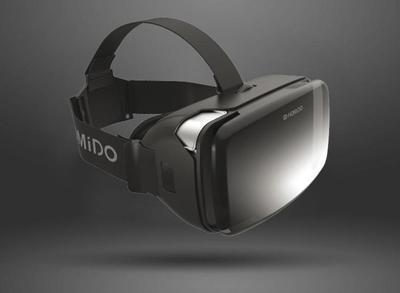 Homido Virtual Reality Headset V2 VR