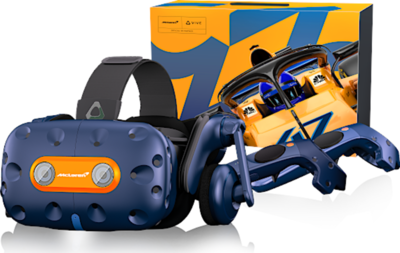 HTC VIVE Pro Mclaren Limited Edition