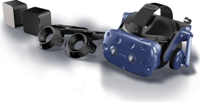 HTC Vive Pro Starter Kit VR Headset