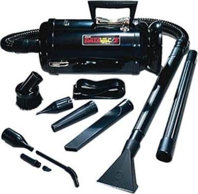 Metropolitan Vacuum Cleaner Company Datavac Pro