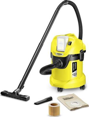 Kärcher WD 3 Battery Vacuum Cleaner