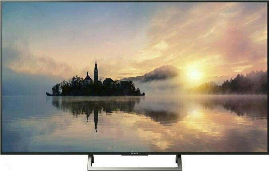 Sony Bravia KD-65XE7005 front on