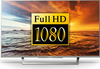 Sony KDL-49WD757 tv front on