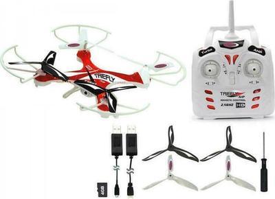 Jamara Triefly AHP Quadrocopter Camera (422002) Drone