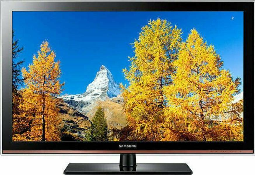 Samsung LN40D630M3F front on
