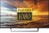 Sony Bravia KDL-32WD754 TV front on