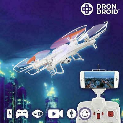 Dron Droid Hanks Drone