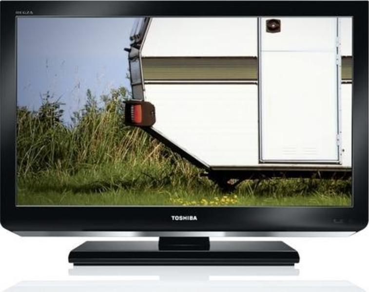 Toshiba 26DL833 front on