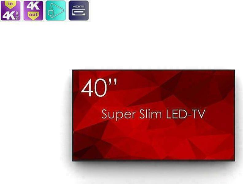SWEDX SuperSlim SS-40K1-01 tv