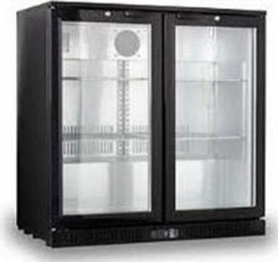 Exquisit GCUC 200 Getränkekühlschrank