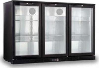 Exquisit GCUC 300 Getränkekühlschrank