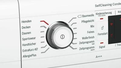 Bosch WTWH7540 Suszarka