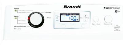 Brandt ETE6836F Wäschetrockner