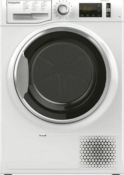 Hotpoint NTM1182XBUK tumble dryer