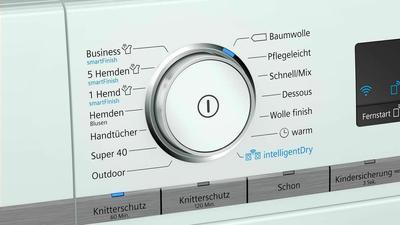 Siemens WT47XK90 Wäschetrockner