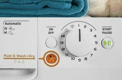 Indesit XWDE 861480X WSSS EU Waschtrockner