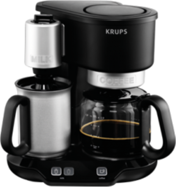 Krups Km3108 Latteccino Coffee Maker Full Specifications
