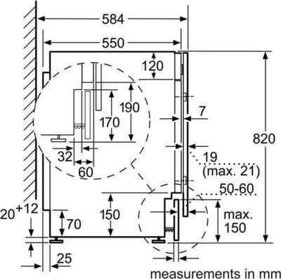 Neff V6320X0GB Waschtrockner