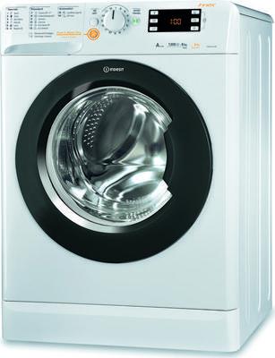 Indesit XWDE 861280X WKKK IT Waschtrockner