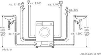 Neff V6540X0EU Waschtrockner