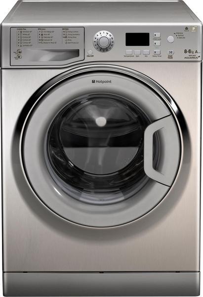 Hotpoint WDPG8640X Washer Dryer