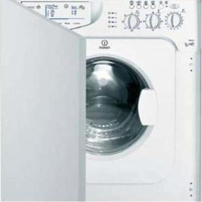 Indesit IWDE 127 Waschtrockner