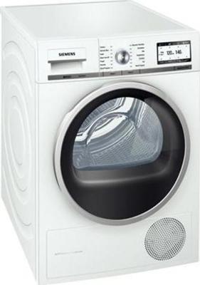 Siemens WT46Y860TR Waschtrockner