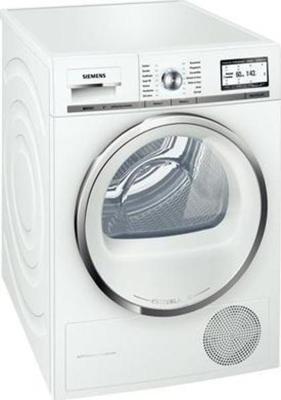 Siemens WT47Y781 Waschtrockner