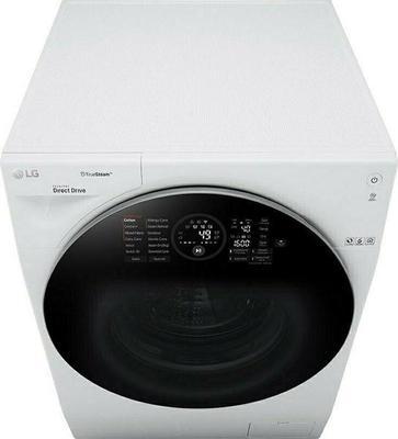 LG FH6G1BCHK2N Washer Dryer