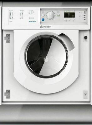 Indesit WDIL 75125 EU Waschtrockner