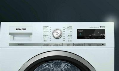 Siemens WT47W773FG Waschtrockner