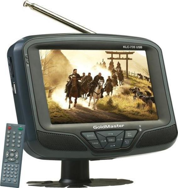 GoldMaster KLC-735 TV