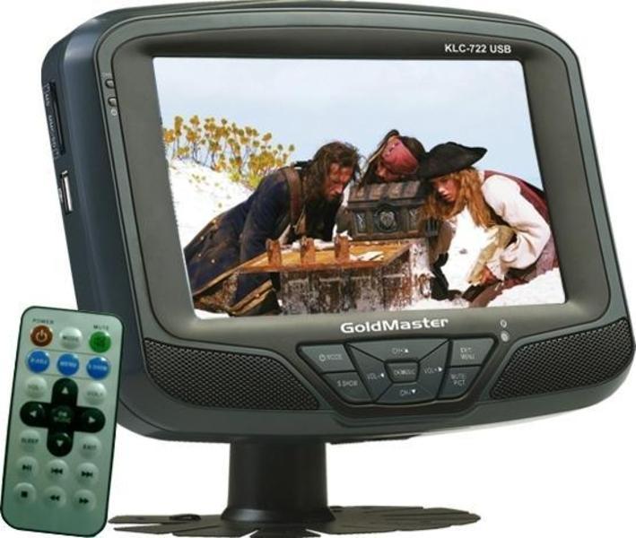 GoldMaster KLC-722 TV