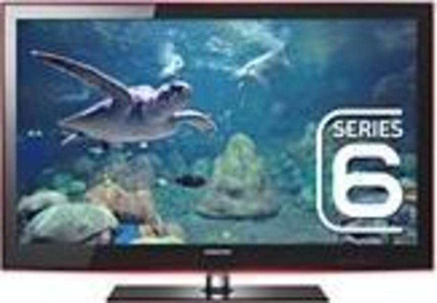 Samsung UE37B6000VW front on