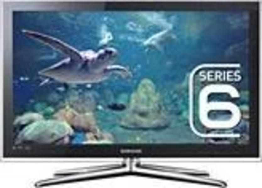 Samsung UE37C6530 front on
