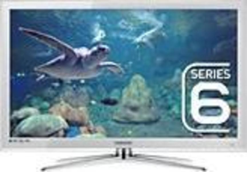 Samsung UE32C6510 front on