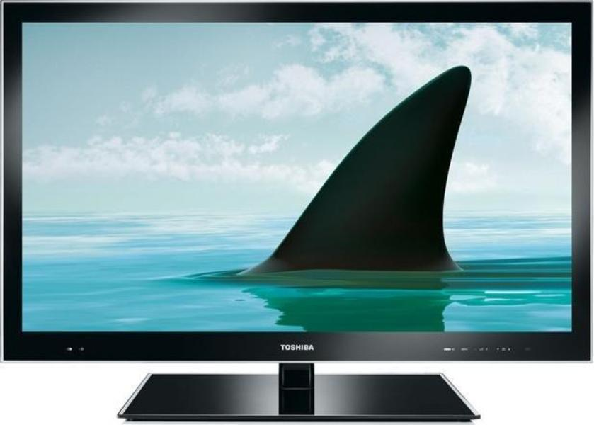 Toshiba 46VL748G front on