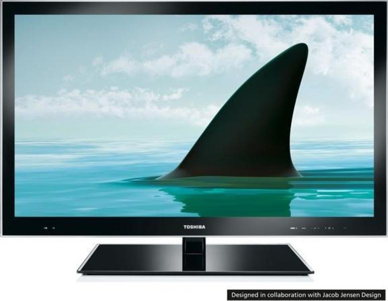 Toshiba 40VL748N front on