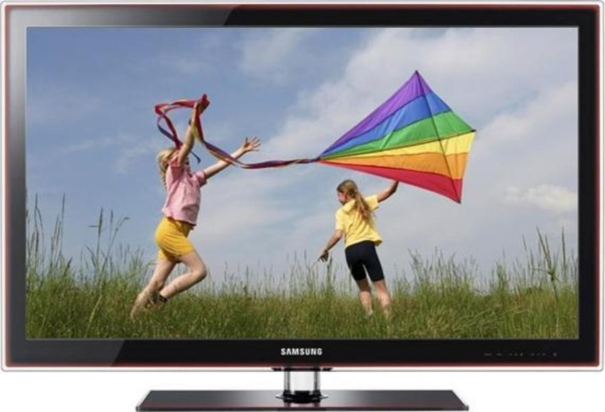 Samsung UN40C5000QF front on