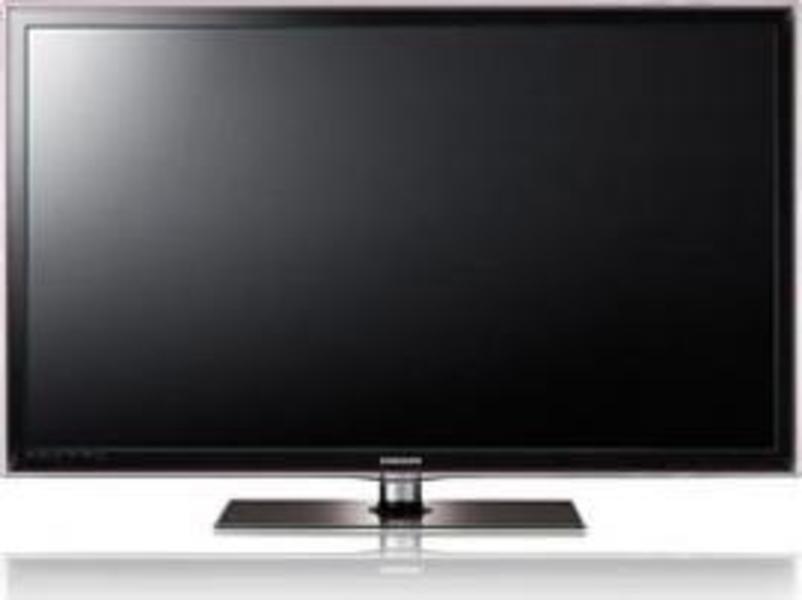 Samsung UN60D6000 front